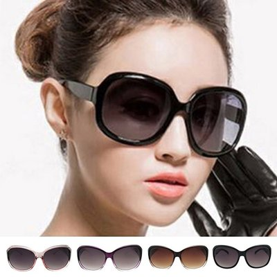 MIT簡約墨鏡 漸層墨鏡 經典大框顯小臉 台灣製造 抗紫外線UV400 防爆鏡片 檢驗合格【66311】
