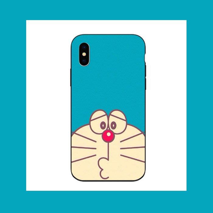 ix手機殼Apple保護套保護殼正韓國版可愛叮當貓蘋果X手機殼6/6s/8硅膠iPhone7p卡通哆啦a夢ix保護套5s