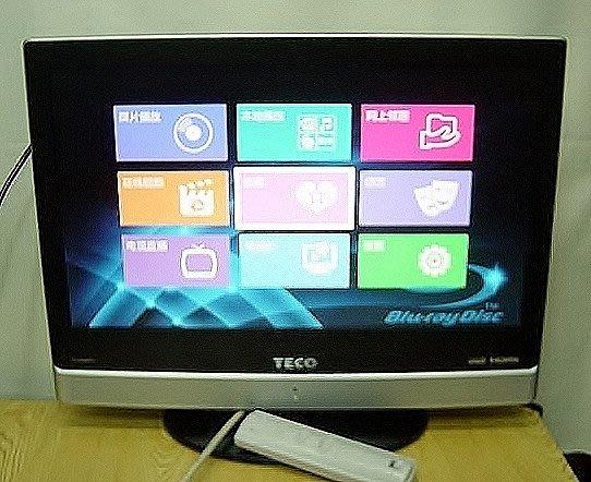 保固3個月【小劉二手家電】TECO 東元22吋1080P FULL HD HDMI液晶電視,TL-2298TV型