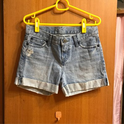 MOUSSY牛仔短褲