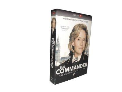 【優品音像】 英文原版 指揮官  完整版 The Commander 7DVD碟片 珍藏版 精美盒裝