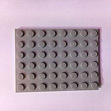 LEGO 3036 light bluish gray 6x8 plate 樂高 淺灰色 底板