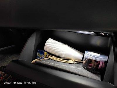 幸福車坊 corolla cross 專用 手套箱燈  專用開關 白光 藍光 可選