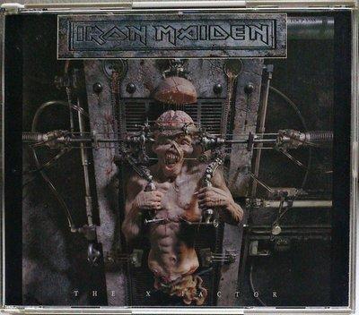 Iron Maiden - The X Factor 2枚組初回特典盤 二手日版
