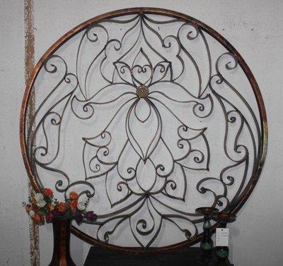 INPHIC-鐵製壁掛 大壁飾