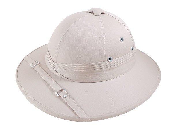 【二鹿帽飾】專用探險帽 帽沿超大超硬款/露營專用-全新上市 -淺咖