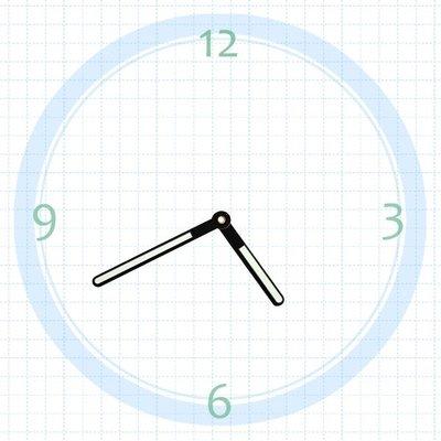 【鐘點站】T075055 SUN機芯專用 螢光綠夜光指針 / 分針75 mm 時針55 mm / DIY 時鐘 掛鐘