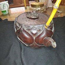 竹雕-提樑壺-