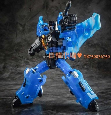 日韓代購~鐵工廠EX-20H Tyrant'sWingHecatolite暴君之翼月長石變形玩具