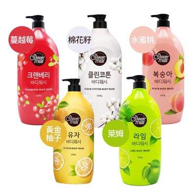 韓國 Shower Mate 果香沐浴乳 1200g【特惠】§異國精品§