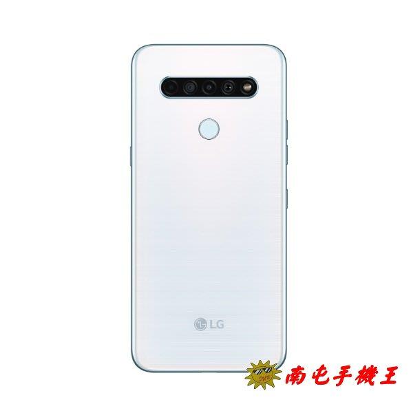 〝南屯手機王〞LG K61 LMQ630EAW 緞光白【直購價】