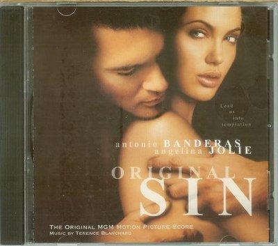 """""""枕邊陷阱(Original Sin)""""- Terence Blanchard,美版"""
