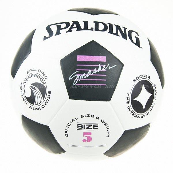 SPALDING斯伯丁~Warrior 足球 #5 (SPB61731) -特價360元《新動力》