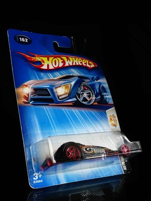 1-2 FW : 風火輪 HOT WHEELS 162 HAMMERED COUPE 富貴玩具店