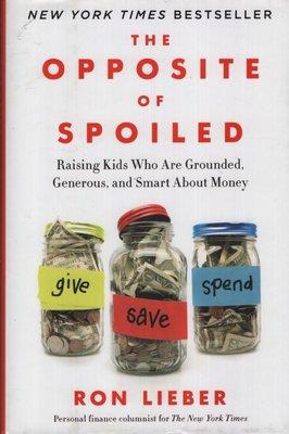 蒼穹書齋:二手\The Opposite of Spoiled\Harper\Lieber, Ron\滿額享免運優惠