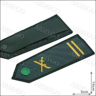 【ARMYGO】陸軍肩章-中尉