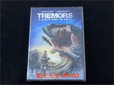 [DVD] - 從地心竄出6 : 酷寒地獄 ( 深淵異形:冷血魔蟲 ) Tremors