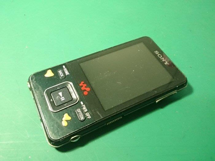 Sony NWZ-A726 4G 零件機 一元起標 永和