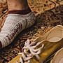{ POISON } RETRODANDY BLENDED SOCKS S 老風格復古條紋短襪 踝襪
