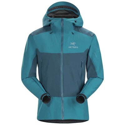 歐美代購 Arcteryx Beta SL Hybrid Goretex 始祖鳥連帽防水外套 黑黃藍紅黑 登山雨衣
