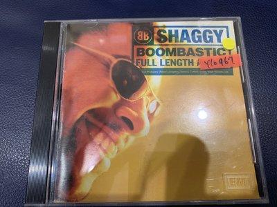*還有唱片行*SHAGGY / BOOMBASTIC 二手 Y10967