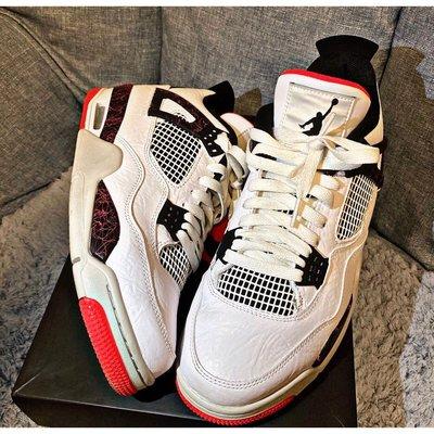 Nike Air Jordan 4 Hot Lava 308497-116 熱熔岩