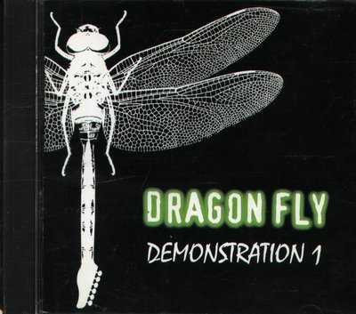 K - DRAGON FLY - DEMONSTRATION 1 - 日版 CD