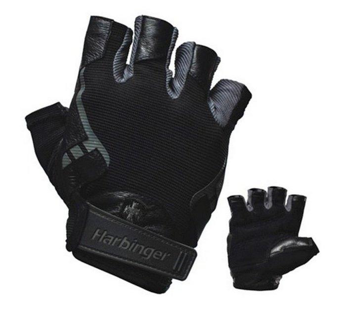 [線上體育]L12714114320Harbinger Pro 男  M 重訓/健身手套