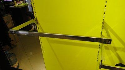 服飾店 二手 中古 衣架 展示架 支架 層板架 可調整 可增加直立吊桿 可另購木層板