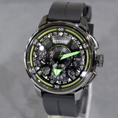 CITIZEN CC7005-16E 星辰錶 手錶 48mm 100周年限量 光動能 鈦金屬 GPS衛星錶 萬年曆 男錶