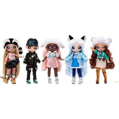 美國nanana surprise超大娜娜娜青年系列二代 時尚換裝 娃娃 盲盒