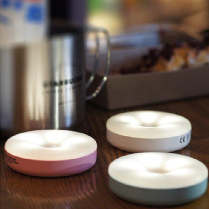 馬卡龍mini觸控LED燈 調光夜燈 LED觸控燈 可充電 露營燈 照明燈 小夜燈