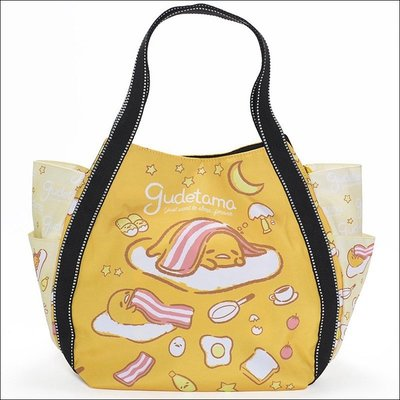 小刁日本屋「日本空運直送~預購」Hello Kitty 40周年限定 蛋黃哥 梳乎蛋 Gudetama 手挽袋 手提袋 手挽包 手提包