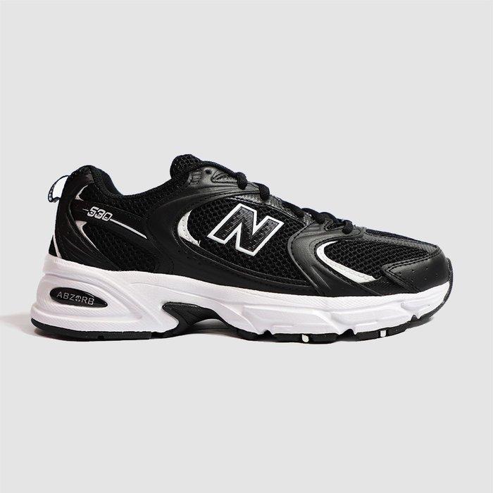 【QUEST】NEW BALANCE 530 NB 黑白 老爹鞋 復古 休閒鞋 MR530SD