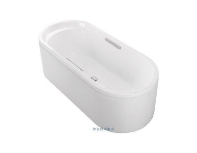 | 御舍精品衛浴 | Kohler Lovee 獨立式鑄鐵浴缸