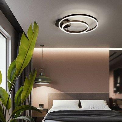 【18Park 】省電節能 Circle circle ceiling lamp [ 圈一圈吸頂燈-二圈 ]