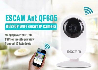 小米 螞蟻 Ant 720P百萬高清攝像頭P2P WIFI紅外夜視攝像機 Webcam 攝影機便攜無線迷你攝影機