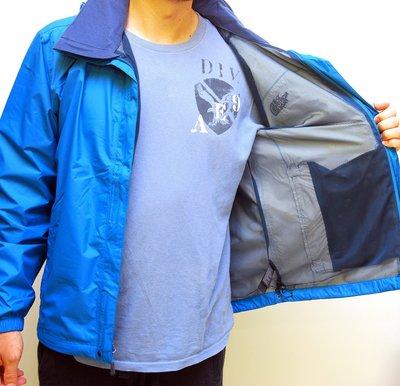 80號【The North Face 】HyVent 防水外套Resolve Jacket (男)美規S號