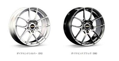 DJD19071815 日本BBS RF 1片式鍛造鋁圈 17-18吋 依當月報價為準