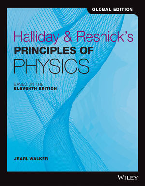 Halliday & Resnick's Principles of Physics 11E 9781119454014