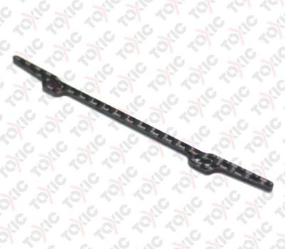 IDCF | TOXIC 四驅車 CARBON 碳纖維 後導輪 間隙 防掛軌 1.5mm 新版