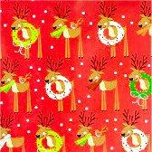 代客禮品包裝- 禮品包裝-聖誕節(紅色...