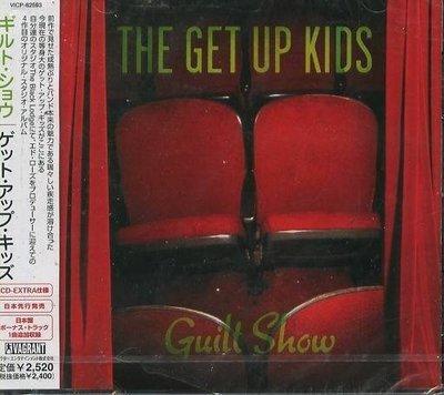 (甲上唱片) Get Up Kids - Guilt Show - 日盤+1BONUS