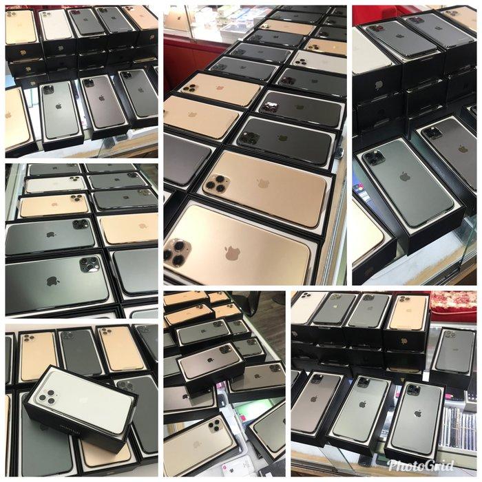 無卡刷卡分期)全新原廠保一年 IPHONE 11 i11 PRO MAX 512 512G 512GB 64G 256G