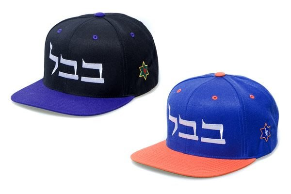 { POISON } DeMarcoLab BABYLON STARTER SNAPBACK 古文明希伯來 後扣棒球帽