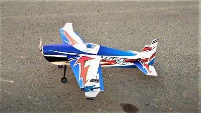 《TS同心模型》 SKYWIN 天翼 PP機 slick 360 48寸1米2, 30E 3D 特技飛機(空機版)