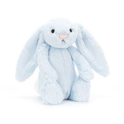 英國代購 JELLYCAT Bashful Blue 寶貝藍 兔 51公分 玩偶