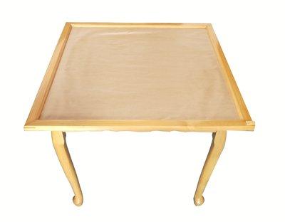 【宏品二手家具館】台中2手家具 家電 原木家具賣場首選 E3091*木紋麻將桌*餐桌椅組 客廳家具 各式桌椅 仿古家具