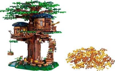 樂高 LEGO 21318 IDEAS 系列 Tree House 樹屋