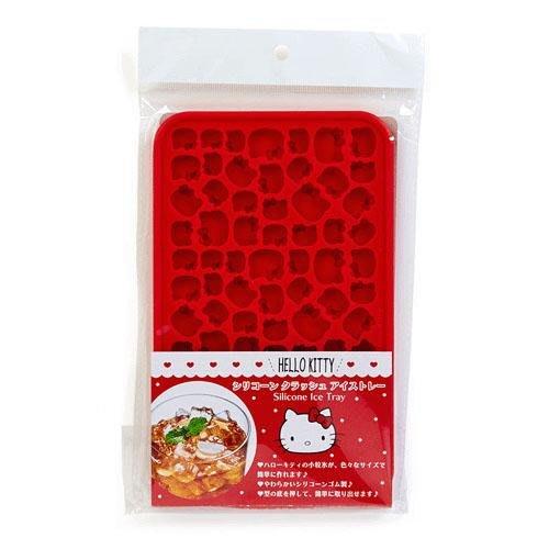 HELLO KITTY凱蒂貓製冰盒 日本三麗鷗正版~彤小皮的遊go世界